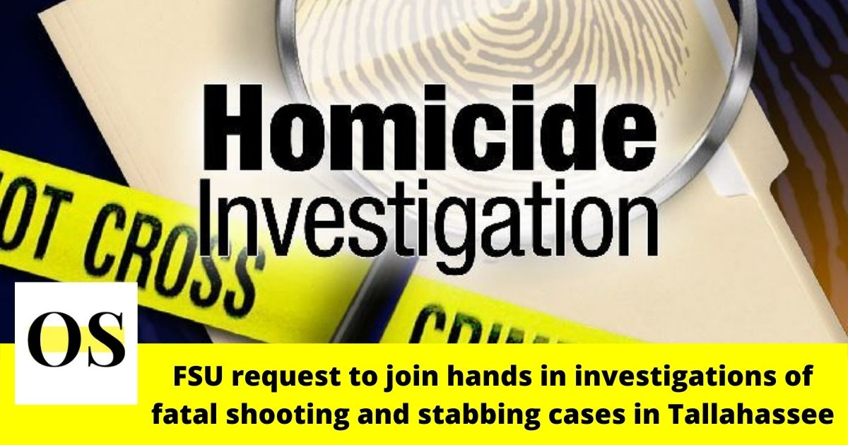 2 homicide cases to be investigated by Tallahassee Police 1
