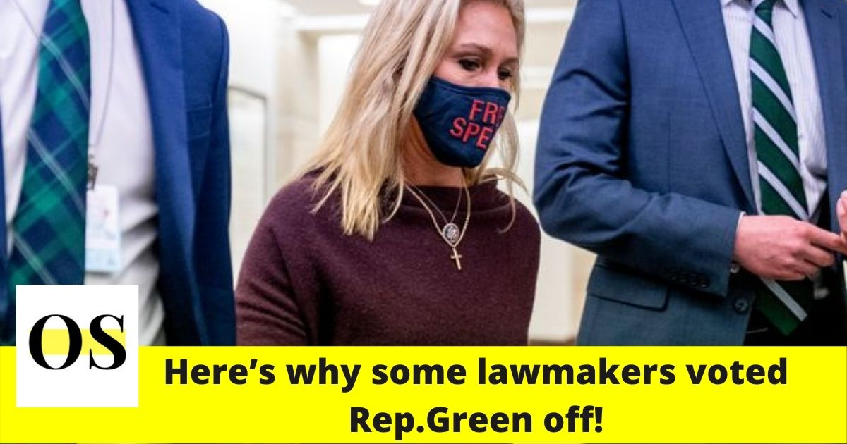 Central Florida Law Makers react as Rep.Green was voted off committees 1