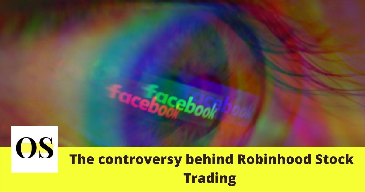 "Facebook takes down the popular discussion group ""Robinhoood Stock Traders"" due to violation of policies 3"