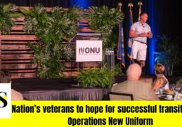 veterans to hope for successful