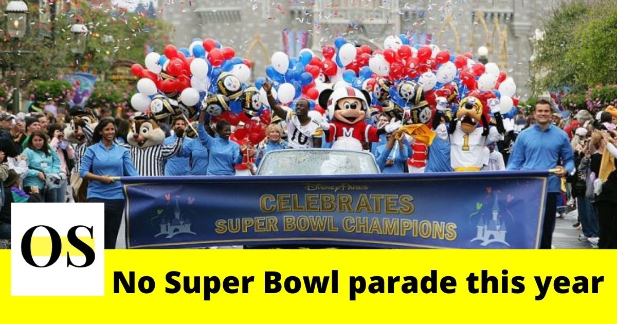 No Super Bowl parade this year at Walt Disney World 4