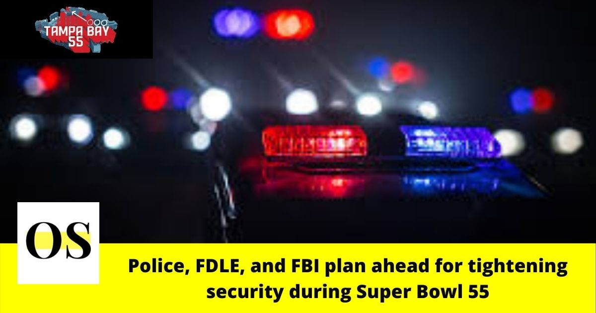 Police urges everyone to stand alert during Super Bowl Festivities for possible increased scams in Tampa 2
