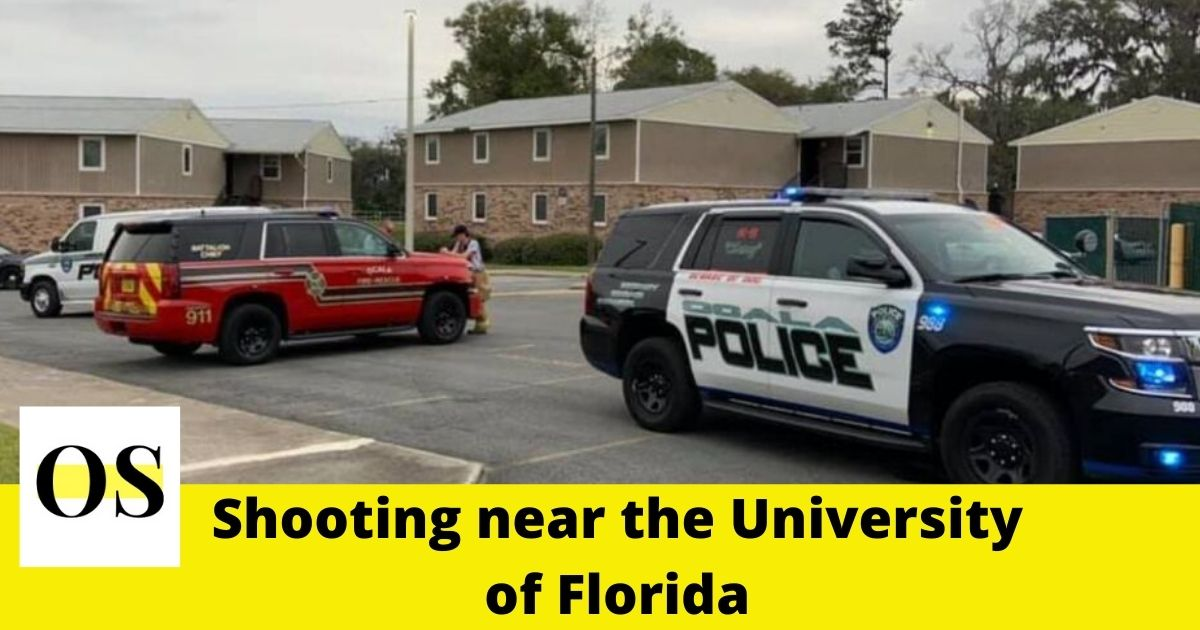 Murder Of 23-year-old man near University Of Florida 8
