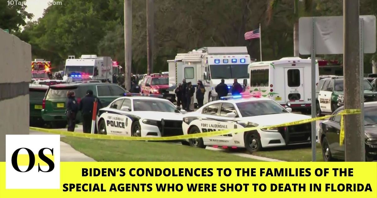 2 FBI Agents shot to death while serving warrant in South Florida 1