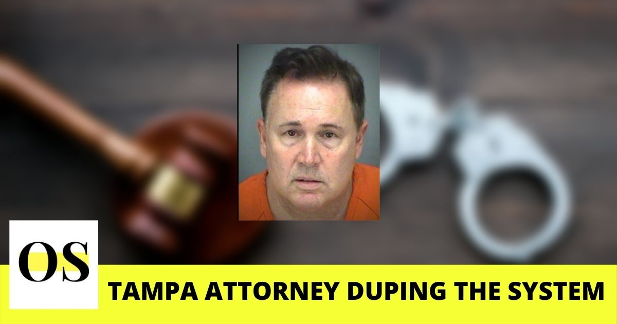 58, Tampa Attorney, disbarred for filming sex acts with jail inmate in Pinellas 1