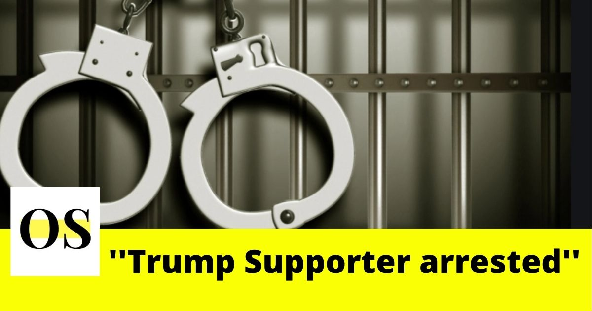 A Trump Supporter was arrested in a Capitol uproar. 5