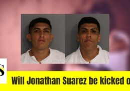 Jonathan Suarez arrested