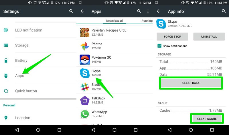5 tricks to free up space in Android Phone. 2