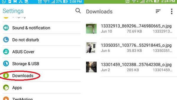 5 tricks to free up space in Android Phone. 3