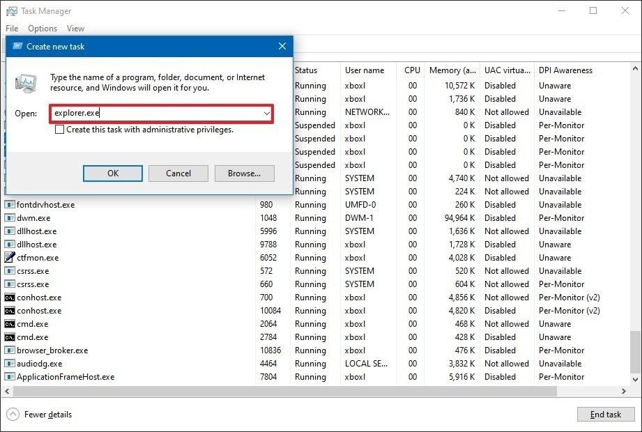10 Easy ways to open file explorer on Windows 10 9