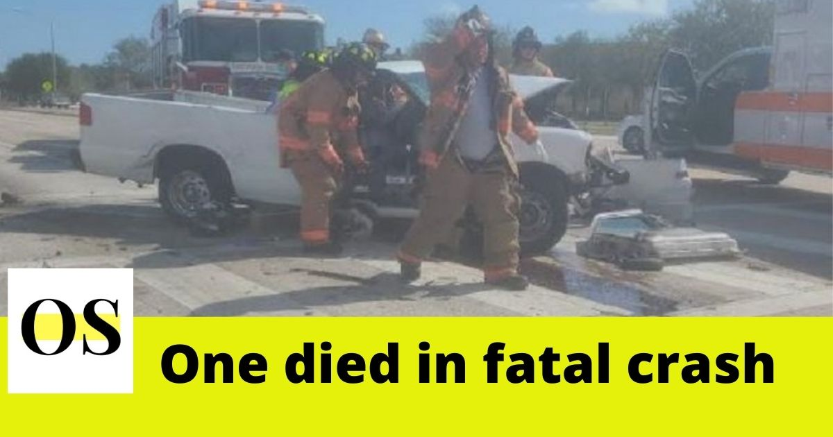 Woman died in 3-vehicle crash in Daytona Beach 6