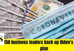 150 business leaders back up Biden's COVID plan 8