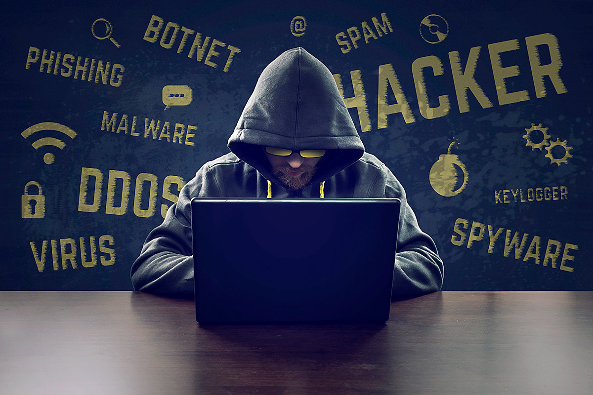 secure your bank account and private dat from hackers.