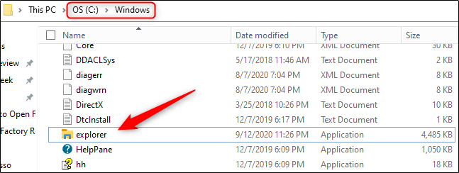 10 Easy ways to open file explorer on Windows 10 7
