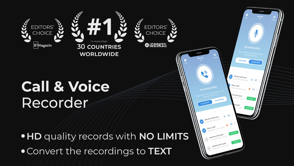 Top 5 Best iPhone Call Recording Apps in 2021 6