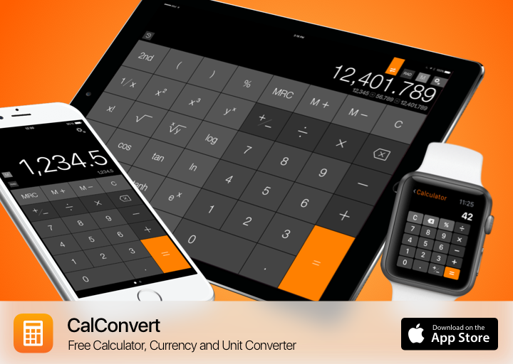 Top 5 Best Calculator Apps for iPhone And iPad. 4