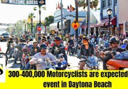 Daytona Beach crowded