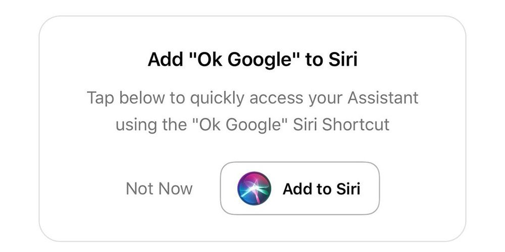 How to Launch Google Assistant with Siri. 3