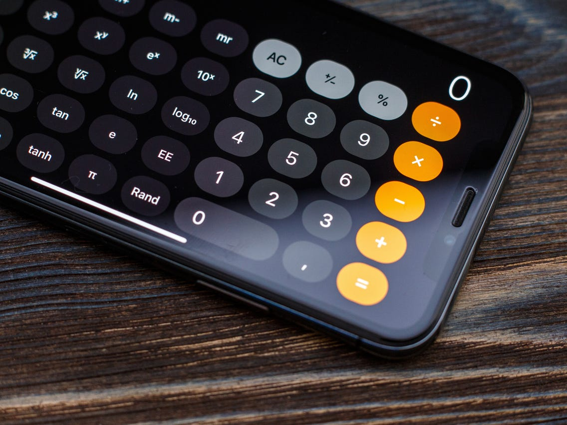 Top 10 Best iPhone calculator tips and tricks. 1