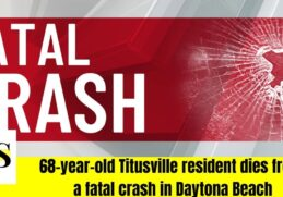 Second fatal crash in Daytona Beach