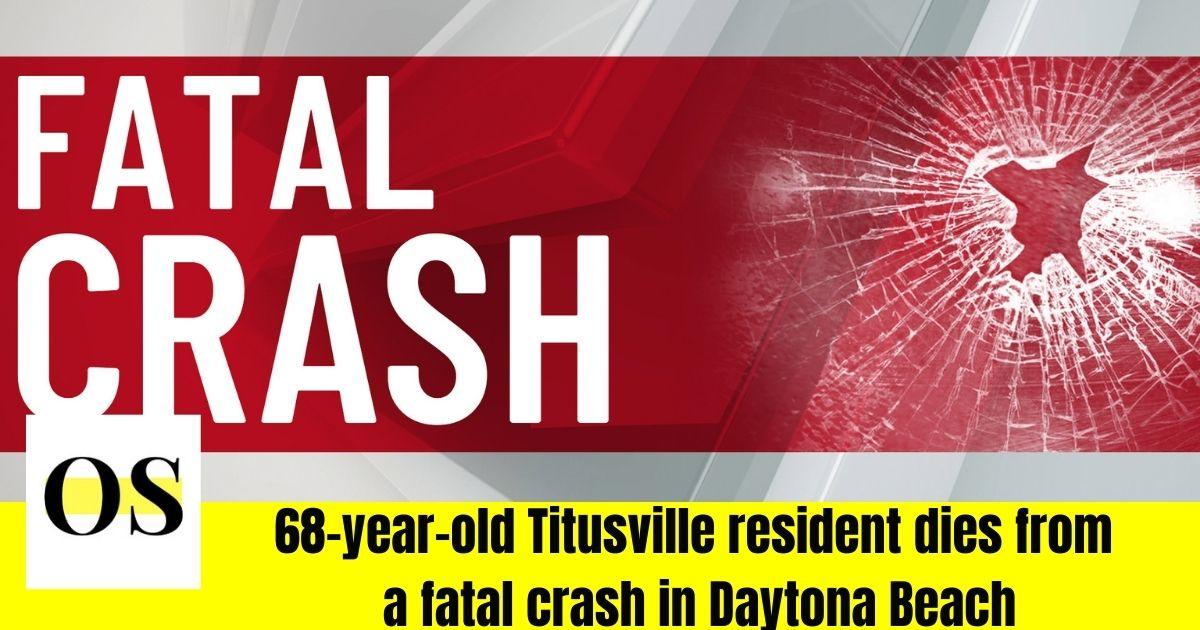 Second fatal crash in Daytona Beach