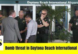 Airport evacuated over bomb threat