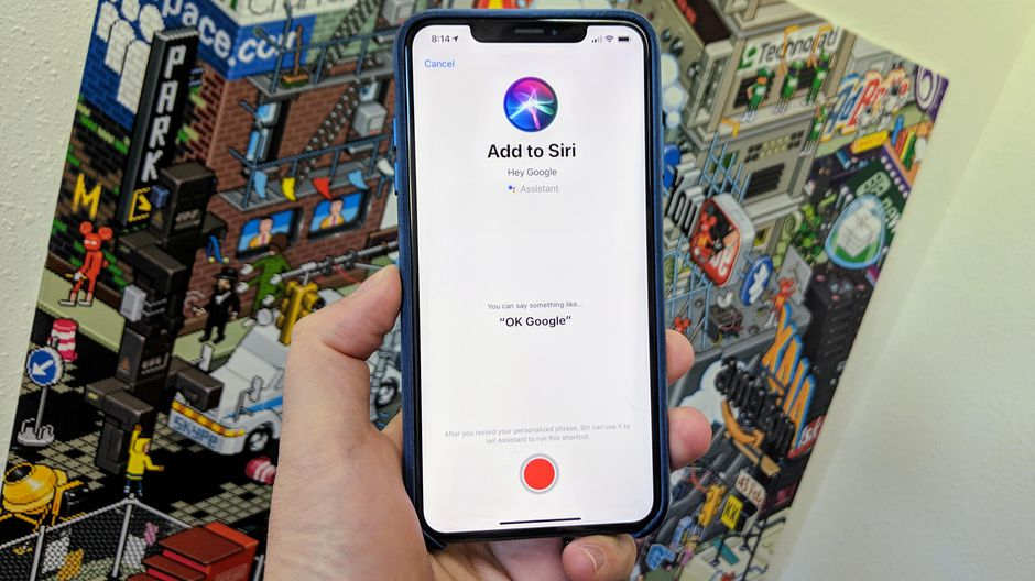 How to Launch Google Assistant with Siri. 4