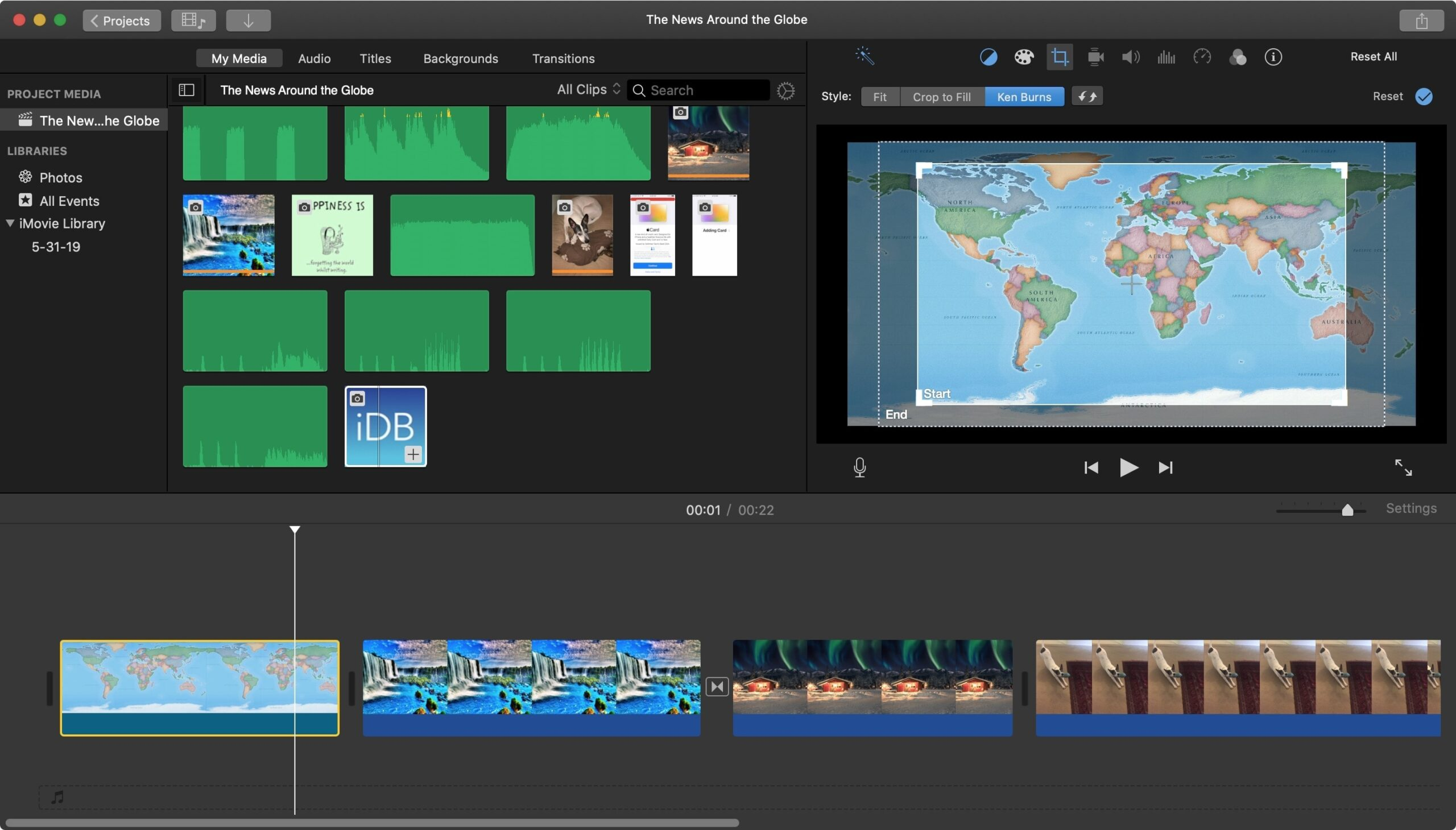 Top 5 iMovie Tips You Should Know In 2021. 4