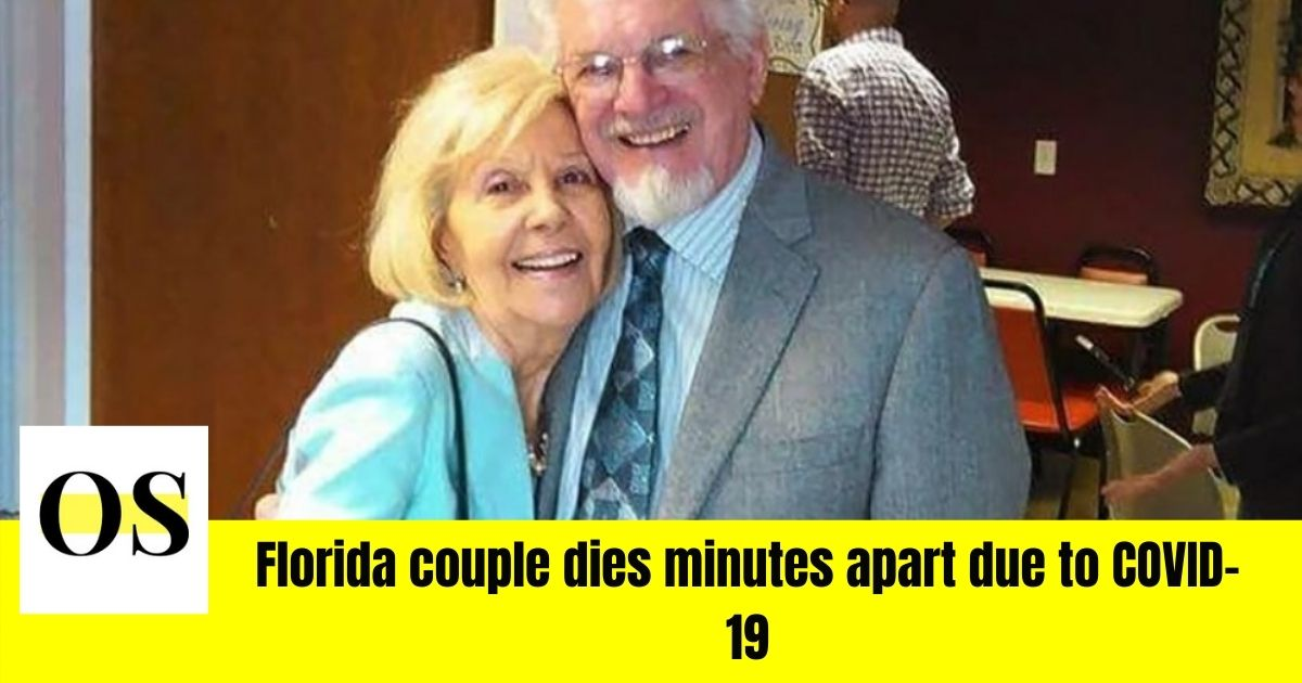 Florida couple die from OVID-19