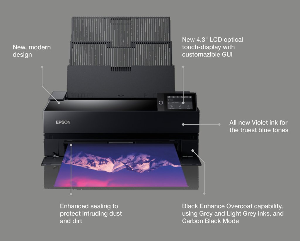 Top 5 Best Printers For Photographers In 2021. 3