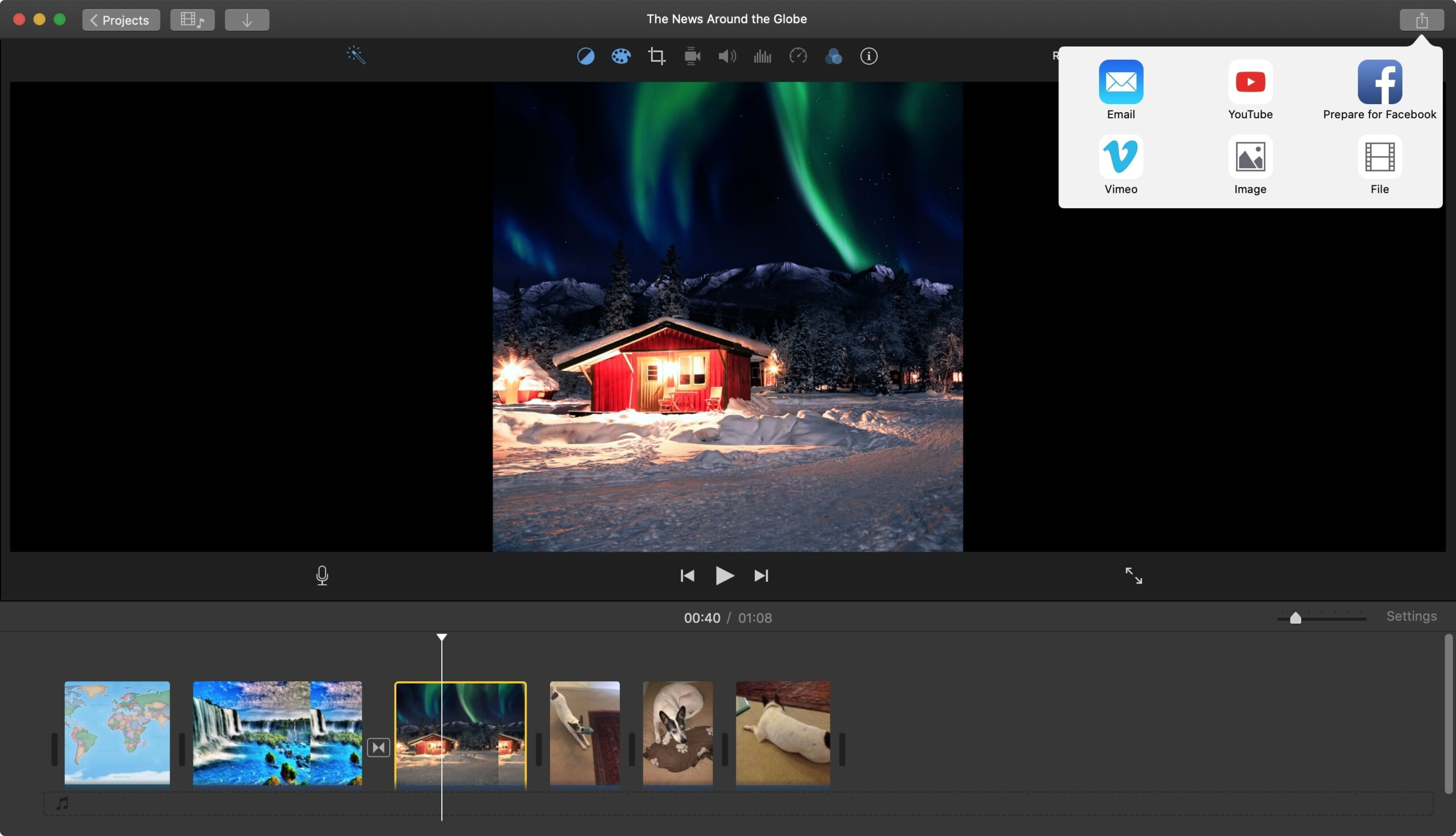 Top 5 iMovie Tips You Should Know In 2021. 3