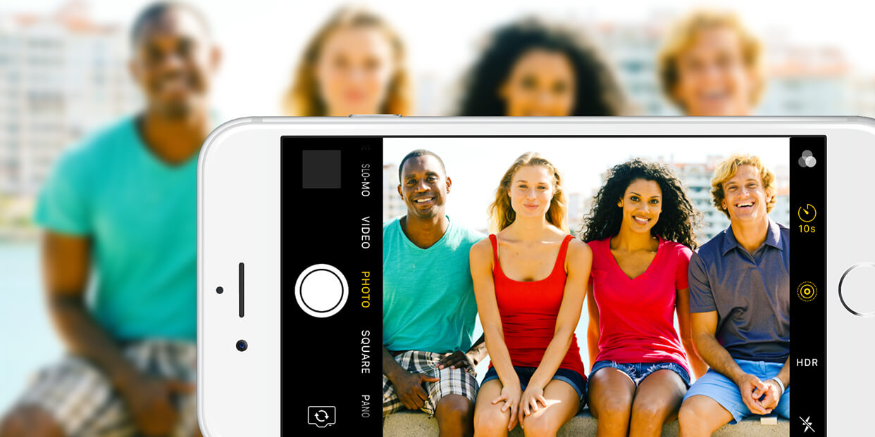 Top 10 Hidden Tips And Tricks On iPhone Camera 7