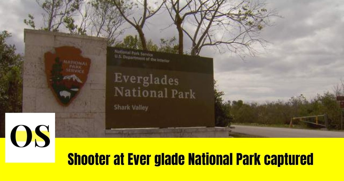 Florida Everglades Park officers caught