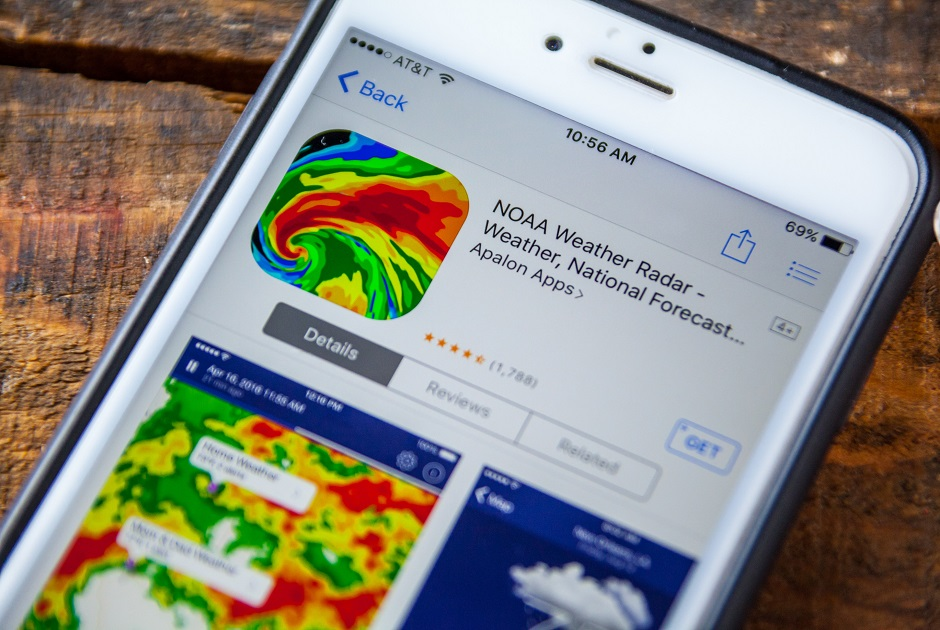 Top 10 Most Accurate Weather Apps 2021. 11