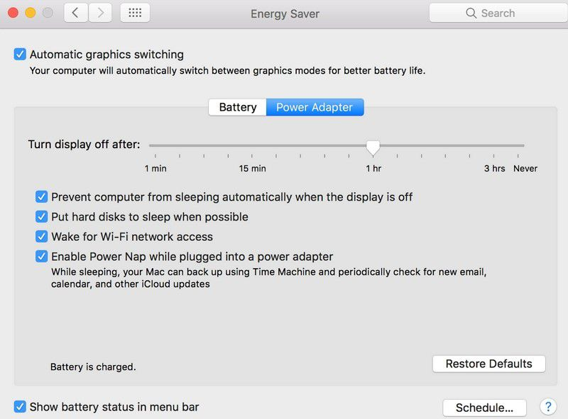 How to Keep Your Mac From Sleeping in 5 Ways. 2