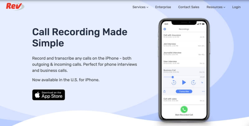 Top 5 Best iPhone Call Recording Apps in 2021 3