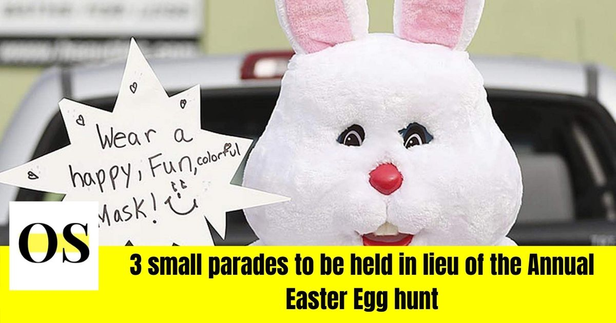 cancelling the annual egg hunt in Winter Park