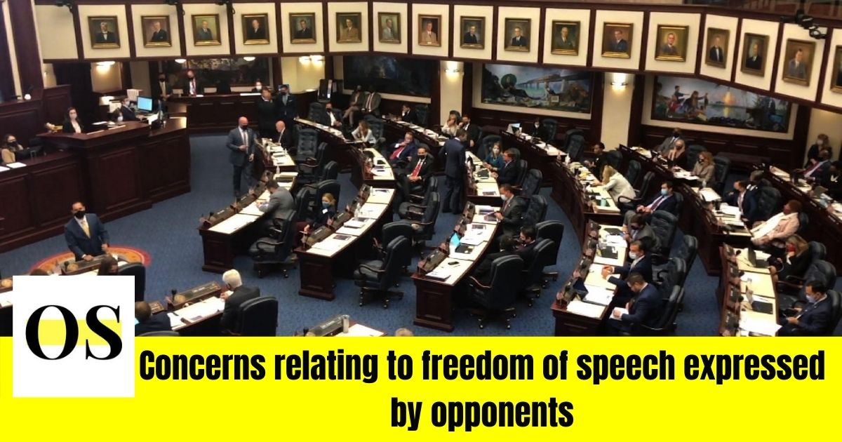 Votes by Florida house to crack down