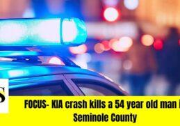 Head on crash kills a man
