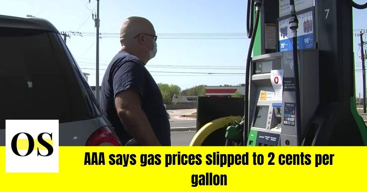Gas costs dunk in Florida