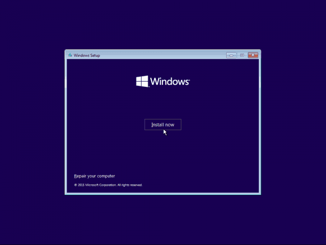 How to Install Windows 10 on Your PC. 11