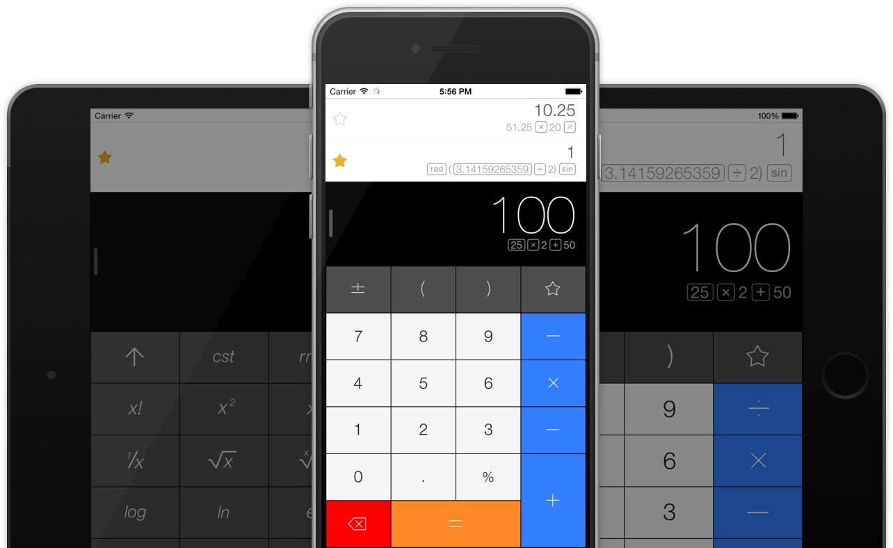 Top 5 Best Calculator Apps for iPhone And iPad. 6