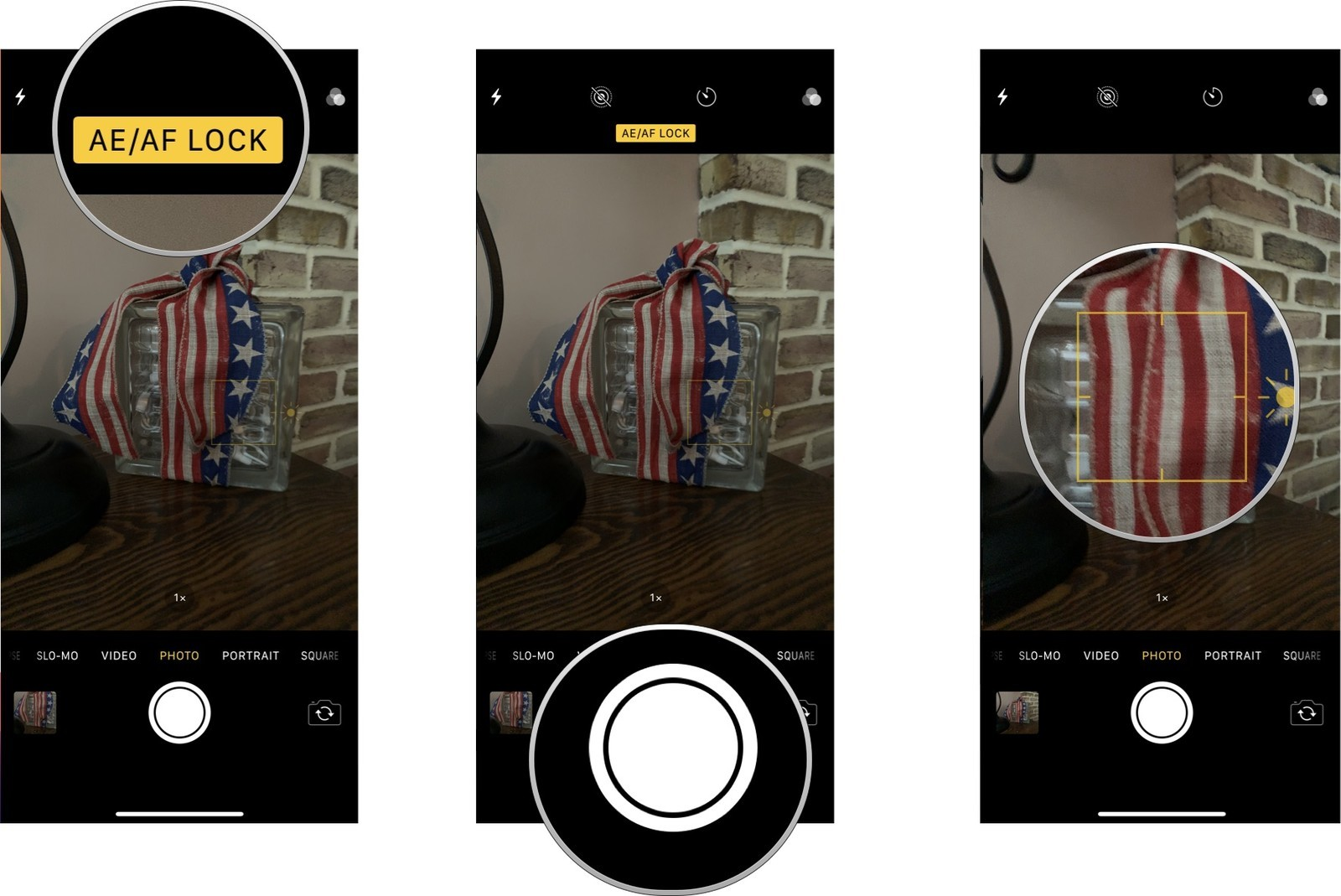 Top 10 Hidden Tips And Tricks On iPhone Camera 4
