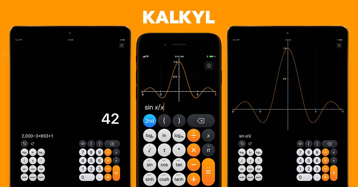 Top 5 Best Calculator Apps for iPhone And iPad. 3