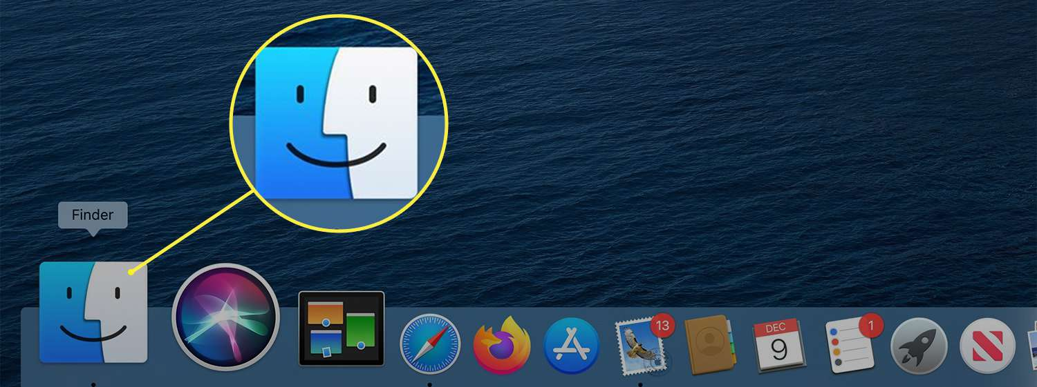 "How to Hide the ""Recents"" Folder on the Mac. 2"