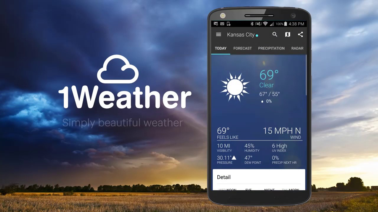Top 10 Most Accurate Weather Apps 2021. 9