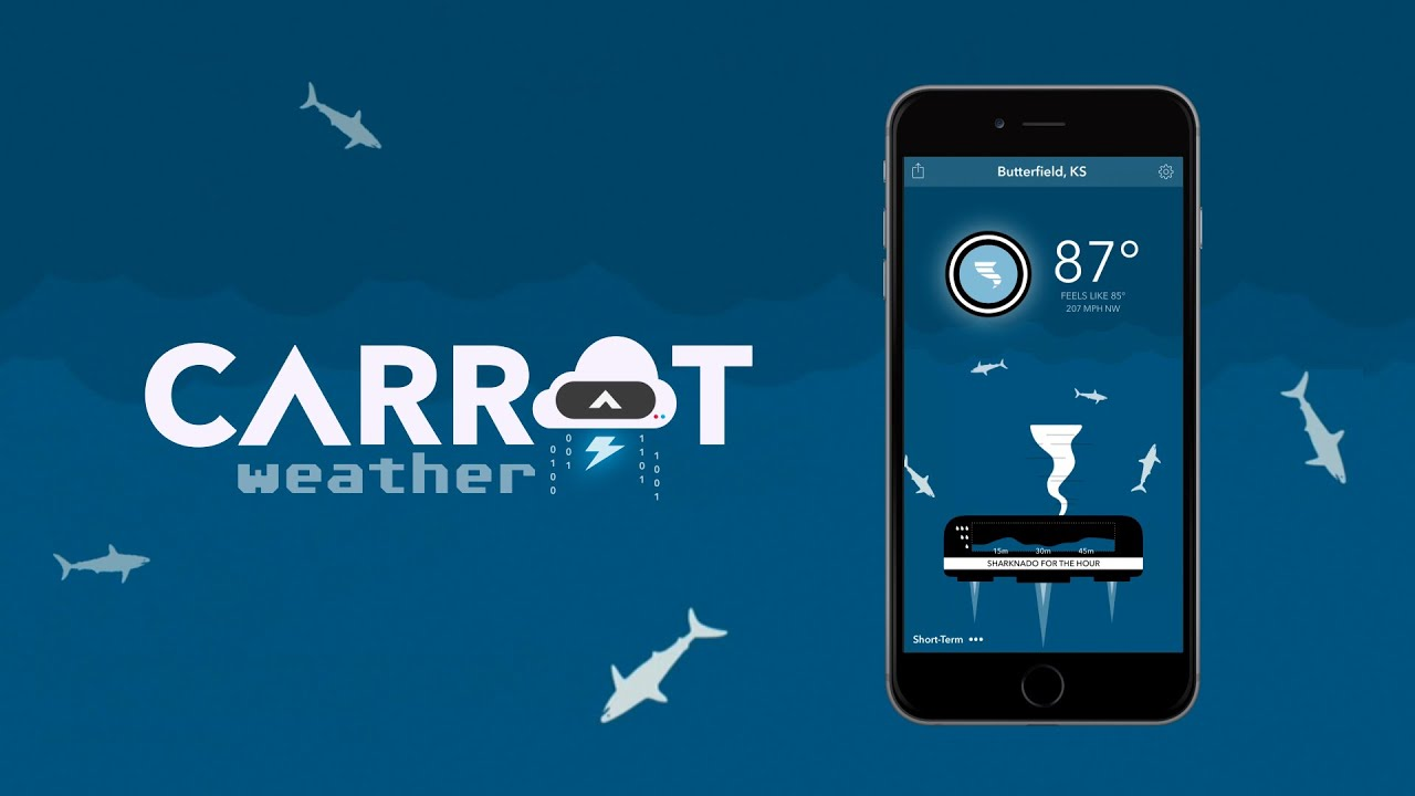 Top 10 Most Accurate Weather Apps 2021. 6