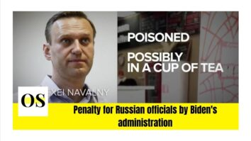 Penalty for Russian officials by Biden's administration 2