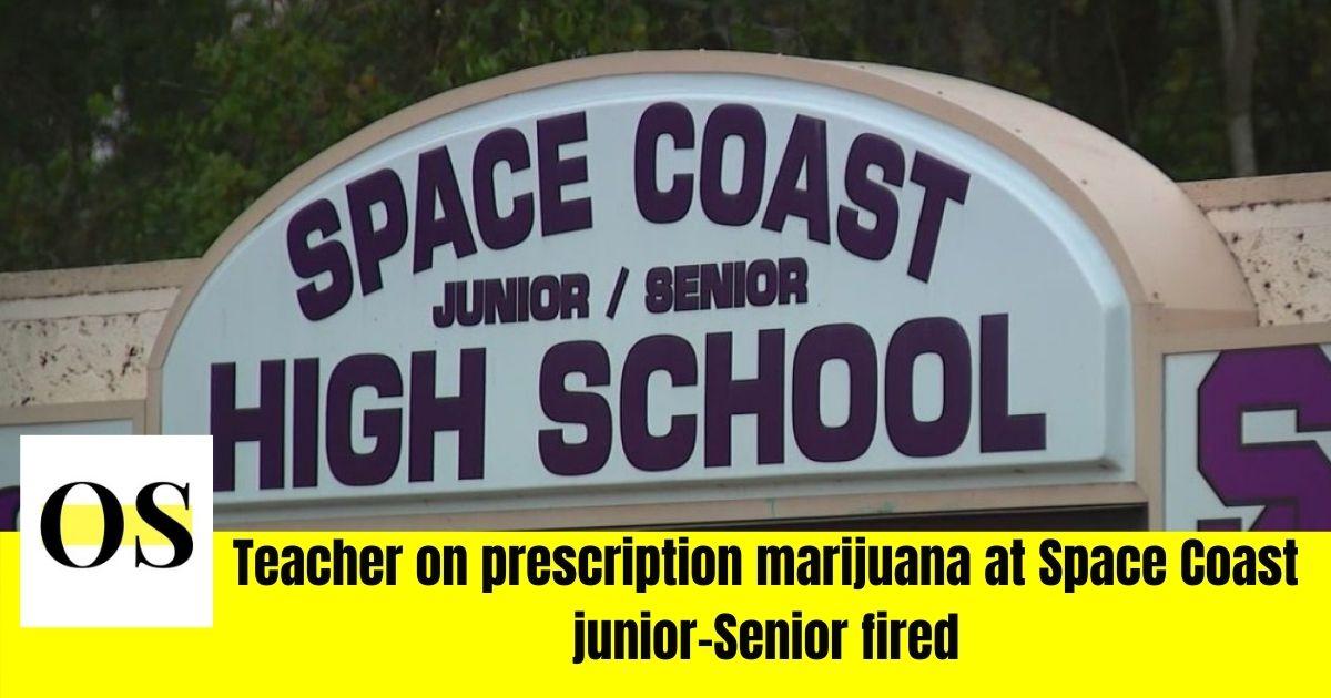 School board fires teacher for using medical marijuana