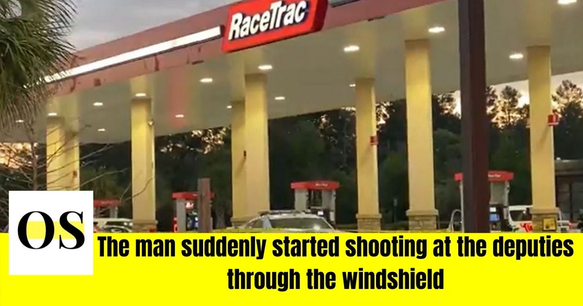 shooting case at RaceTrac